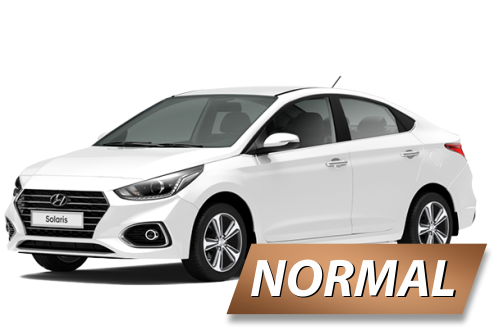 Комплект ГБО на Hyundai Solaris (NORMAL)