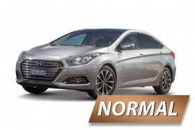 Комплект ГБО на Hyundai i40 (NORMAL)